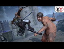 ゲーム『進撃の巨人2』アクショントレーラー