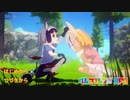 けものフレンズRPG タイトル画面 アラフェネver