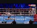 第73位:ボクシングWBO ゾラニ・テテVSシボニソ・ゴニャ【史上最速KO】