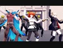 【Fate/MMD】新宿駅でラブ★フラゲ【ステージ配布と雀蜂の修正】