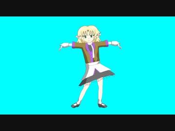 不思議なおどりを踊るJOKER姉貴CB.VIP