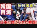 【日本に捨てられた韓国】 半島ユーザーがついに立ち場を理解!