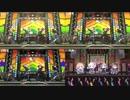 【デレステ】Wonder goes on!! 3Dリッチ標準軽量2D比較動画