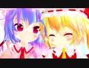 第82位:【第9回東方ニコ童祭Ex】ダブルスカーレット thumbnail