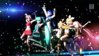 【Project DIVA FTDX】PV詰め合わせ 1/2【初音ミク】