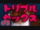 【実況】妹が作った痛いアクションゲーム「トリプルセックス」三発目