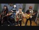バンド『BLACK SHOUT/Roselia、ティアドロップス/Poppin'Party』演奏。流田Project