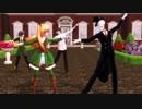 【第二回MMDオリキャラ祭り】男女ペア動画なんてたぶん初めて作ったよ