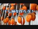 【極上の保存食】干し柿を作ろう!