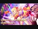 【デレマスリミックス】Radio Happy(nmk Eurobeat mix)
