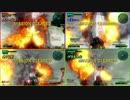 【地球防衛軍4】いきなりINFオンライン DLC3-20Part3【4画面ゆっくり実況】