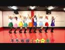 第29位:【薬用戦隊ミューズ!】20曲メドレー【踊ってみた】 thumbnail