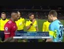 17-18UEFACL [GS最終節・A組] マンチェスター・ユナイテッド vs CSKAモスクワ