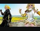 【Ray-MMD】Armor-RIN&Armor-LEN [8HIT]