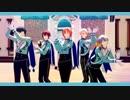 【MMDあんスタ】チャンバラジョニー【Knights】