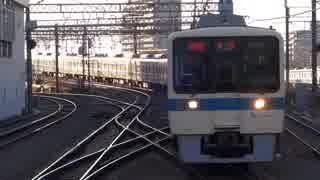 藤沢駅(小田急江ノ島線)を発着する列車を撮ってみた
