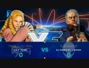 CapcomCup2017 スト5 1回戦 Punk vs ネモ