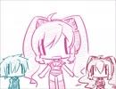 【SDVX】グレイス一味のささやかな世界破壊 #107【4コマ】