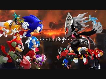 Sonic Forces Ost World Map 1 音楽 動画 ニコニコ動画