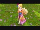 【PangYa】 Cecilia Ear Cuff Dance Rythem Motion 【MotionViewer】