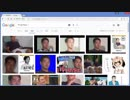 Google先輩に画像検索するインタビュアー