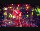 【MMD艦これ】江風ライブをゲームエンジンで作ってみた