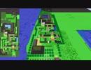【ポケモンDPPt】シンオウ地方を作りたい65【ゆっくりminecraft】