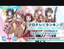 年間アニソンランキング 2017 SINGLE BEST 330【ケロテレビ】51-130