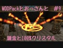 【mincraft】MODPackとおっさんと#9【FTBbeyond】