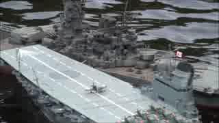 ちば素敵艦隊 ラジコン艦船模型×艦娘のスペシャル観艦式