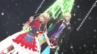 【MMD刀剣乱舞】スターナイトスノウ【極乱と小竜】
