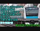 初音ミクにガンダムSEEDのOPで京浜東北線の駅名(略)。駅名標合成