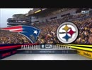 New England Patriots vs. Pittsburgh Steelers 12/17/2017 WEEK15