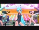 [PS4Pro]PD-FTDX トリコロール・エア・ライン[スク水]1080p