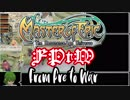 【MoE】MasterofEpicP鯖WarAge -From Pre to War- 前編【ゆっくり実況】