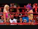 【WWE】アレクサ・ブリスとアスカのセグメント【RAW 12.25】