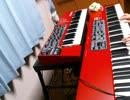 GB星のカービィ フロートアイランズのピアノアレンジ