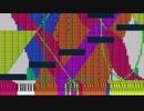 [Black MIDI] Bad Apple!! v2 4100万ノーツ