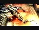 【実況】1080p 敵巨大兵器出現!1ボスから第二形態とかアリ?【Vanquish】03