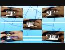 ミライアカリOPテーマをiPhoneで演奏してみた