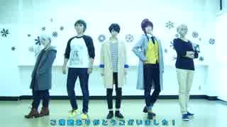 【コスプレ】冬組で 被害妄想携帯女子(笑