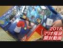 【2018】マリオ福袋 開封動画