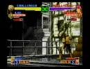 【PS2】KOF ネスツ編(99,2000,2001) バグ動画