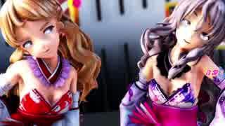 【MMD艦これ】ザラとポーラが頑張るLUVORATORRRRRY!