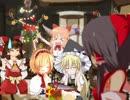 クリスマスの飾りつけをするUDK達.mp4
