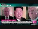北が南北朝鮮Hot lineを再開 Trump大統領:私の核のボタンの方...