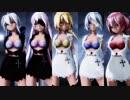 【MMD】Black Out / ブラックアウト【TDA Control Model】