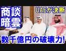 【韓国企業がUAEで大ピンチ】 数千億円