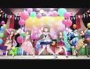 【デレステMV】全員よしのんで Happy New Yeah!【依田芳乃】1080p