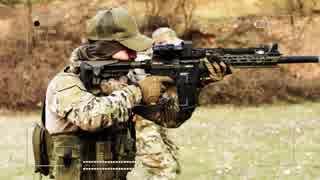 トルコ製ARスタイルショットガン Derya Mk12